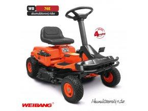 WEIBANG WB 76E - akumulátorový rider