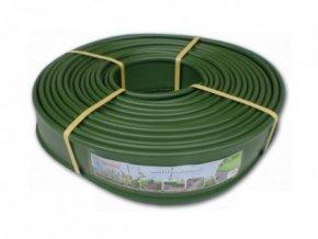 OBRUBNÍK TRÁVNÍKU BRADAS 18 m x 12.5 cm zelený