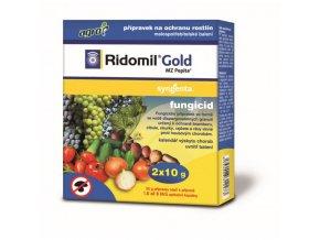AGRO Ridomil Gold MZ Pepite 2 x 10 g - proti plísni a chorobám