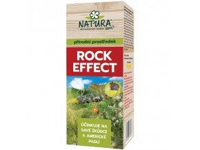 AGRO NATURA Rock Effect 100 ml - proti škůdcům a padlí