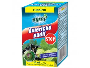 AGRO Americké padlí STOP 10 ml - proti padlí