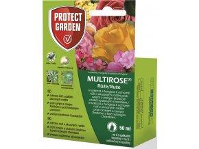 MULTIROSE 50 ml - proti škůdcům a houbovým chorobám