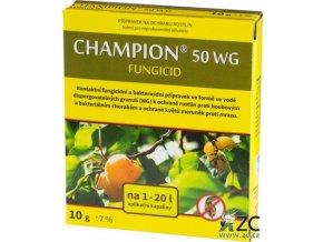 CHAMPION 50 WG 10 g - proti plísni a chorobám