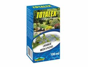 TOTALEX NATUR 100 ml  - likvidátor plevele a mechu