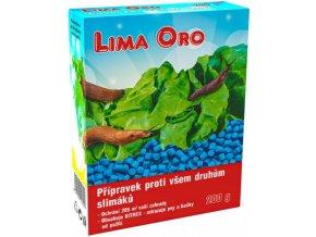 Lima Oro 200 g - proti slimákům