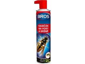 Bros - sprej proti vosám a sršňům 300 ml ( hasičák )