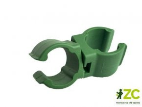 Spojka pro tyčku k rostlinám Rosteto 11 mm multifunkční (10 ks