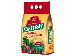 profik substrat pro kaktusy a sukulenty 5 l