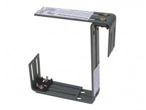 Držák truhlíku nastavitelný kovový dvojitý 2ks