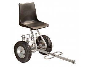 DAKR BP - přípojná sedačka pro stroje PANTER
