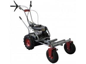 DAKR KOR-220 - podvozek říditelného vozíku pro PANTER