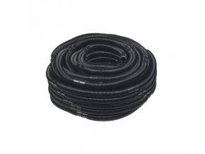 """Bazénová hadice - černá 6/4"""" 38 mm 1.5 m díl"""