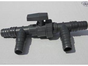 Jednoventilový obtok 32 / 38 mm