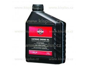 Olej motorový B & S SAE 30 - 1,4 l