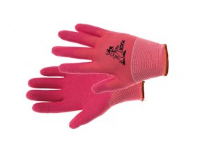 ČERVA - LOLLIPOP dětské pracovní rukavice