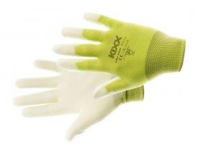 ČERVA - LIKE LIME pracovní rukavice