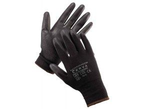 ČERVA - BUNTING BLACK EVO pracovní rukavice