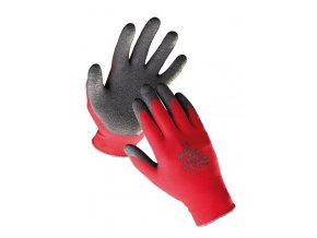 ČERVA - HORNBILL pracovní rukavice
