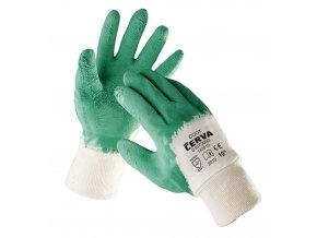 ČERVA - COOT pracovní rukavice