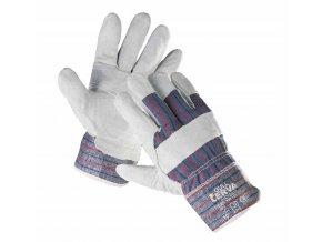 ČERVA - GULL pracovní rukavice