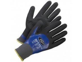 KORSAR - AQUA-OIL INTACT pracovní rukavice