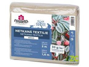 netkana textilie bezova