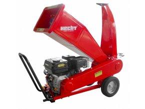 HECHT 6208 - motorový drtič větví