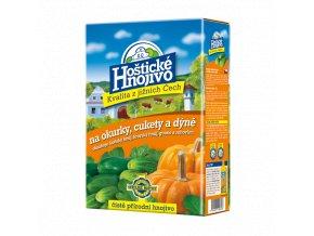 FORESTINA - Hoštické hnojivo na okurky a cukety