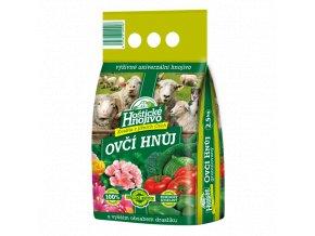 FORESTINA - Hoštické hnojivo  ovčí hnůj