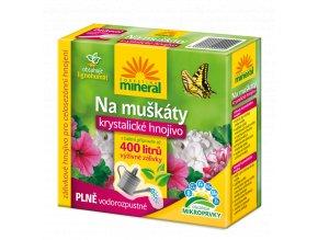 FORESTINA - Mineral krystalické hnojivo na muškáty