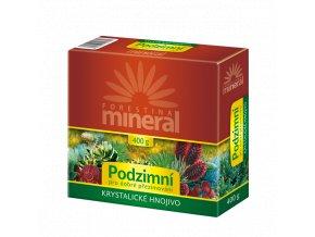 FORESTINA - Mineral krystalické hnojivo podzimní