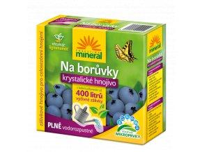FORESTINA - Mineral krystalické hnojivo na borůvky