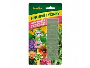 FORESTINA - Univerzální hnojivé tyčinky pro pokojové rostliny