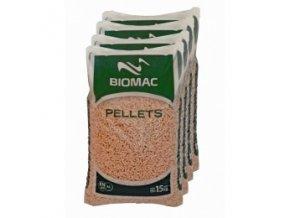 PELETY BIOMAC CLASSIC A1 - 15 Kg