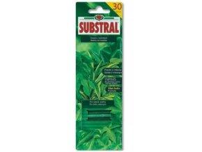 SUBSTRAL - tyčinky pro zelené rostliny