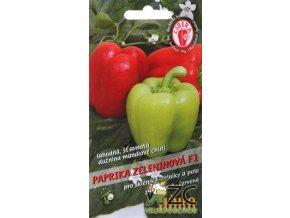 PAPRIKA JIŘKA F1 - zeleninová 15 s