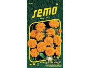 AKSAMITNÍK ROZKLADITÝ - Petit oranžový 1 g