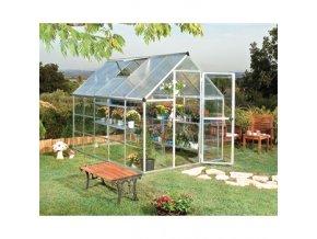 PALRAM HYBRID 6 x 10 -  polykarbonátový skleník