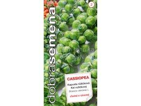KAPUSTA RŮŽIČKOVÁ - CASSIOPEA 0.7 g