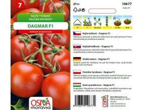 Rajče tyčkové - DAGMAR F1 0.2 g