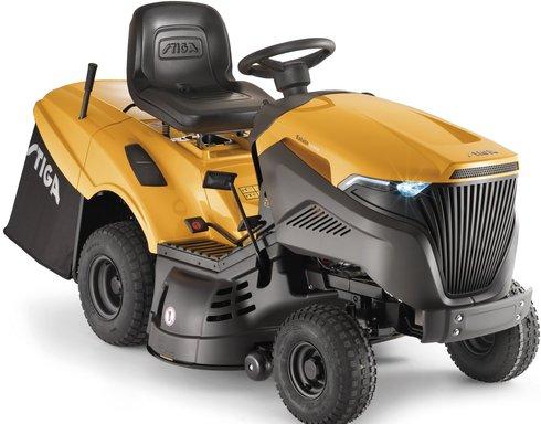 Traktory a Ridery