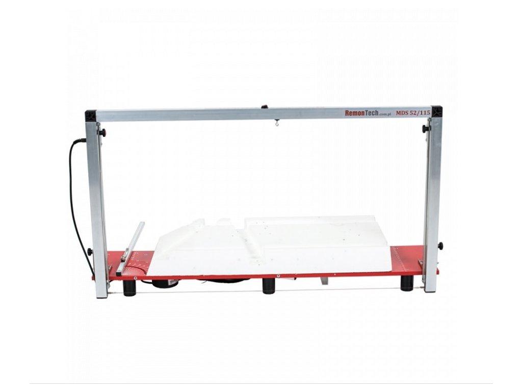 RemonTech MDS 52/115 Profesionální stolní termická řezačka polystyrenu 1 150mm, 160W