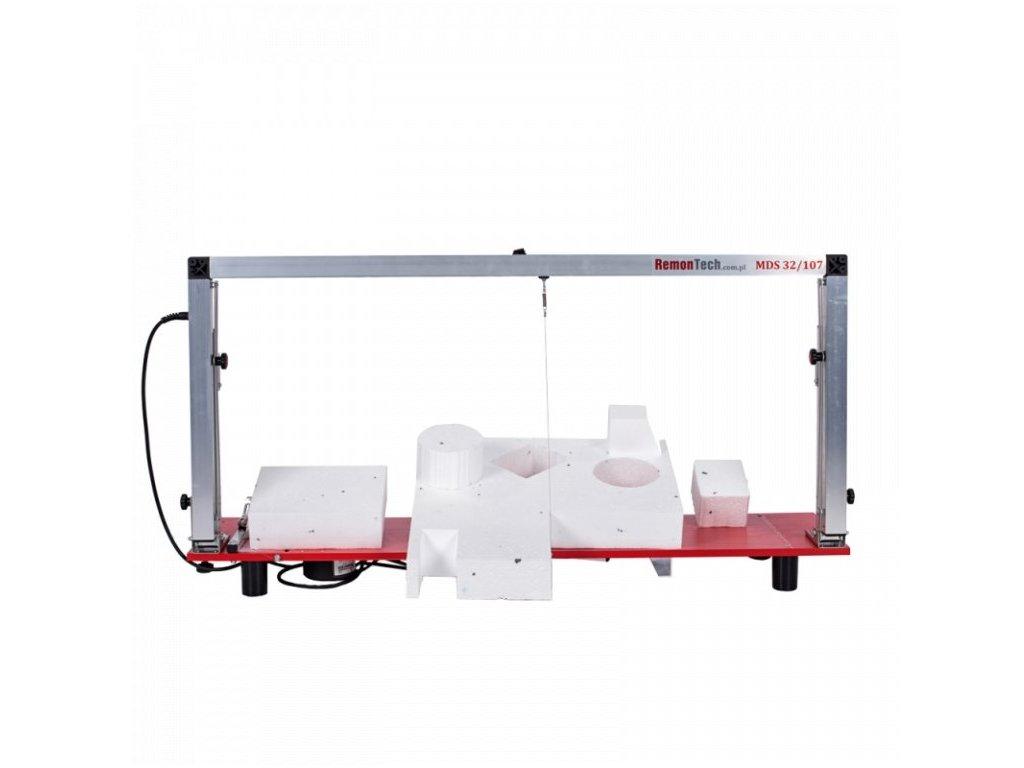 RemonTech MDS 32/107 Profesionální stolní termická řezačka polystyrenu 1 070mm, 160W