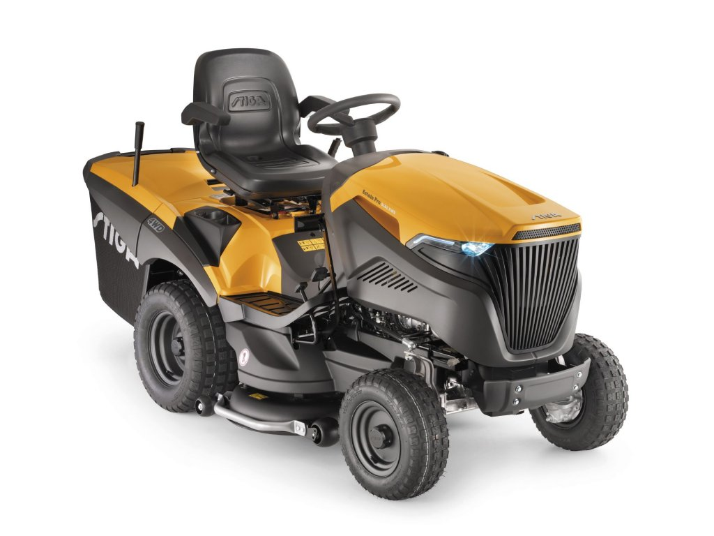 Estate Pro 9102 XWS 3 4 right1 sekacka sekacky trakturek trakturky honda zahradni