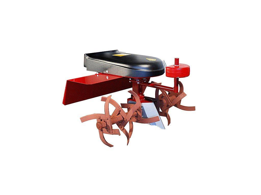 Rotační kypřič ROT (rotavátor) pro stroj Panter