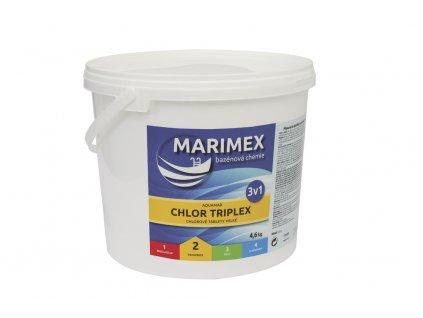 MARIMEX Chlor Triplex 3v1 4,6 kg (tableta)