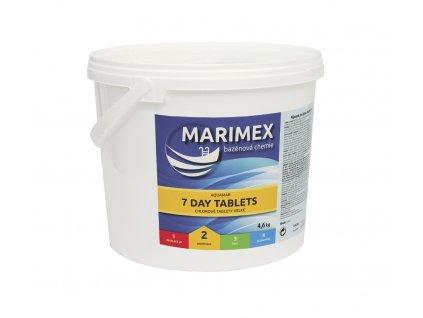 MARIMEX 7D Tabs._7 Denní Tablety 4,6 kg (tableta)
