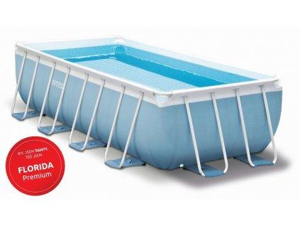 Bazén Florida Premium 2,00x4,00x1,00 m komplet + KF M1