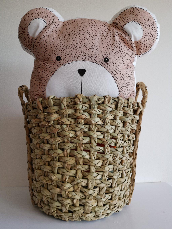 Polštářek medvěd HONZÍK