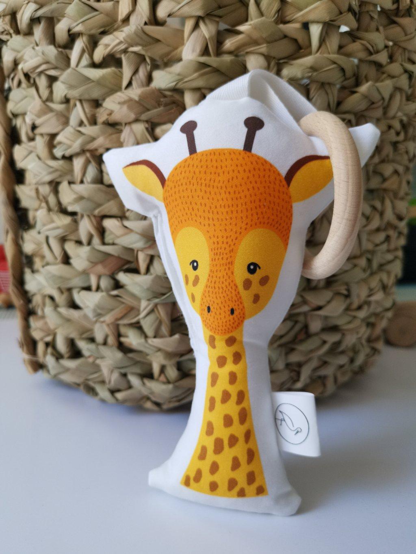 Kousátko žirafa SOFIE